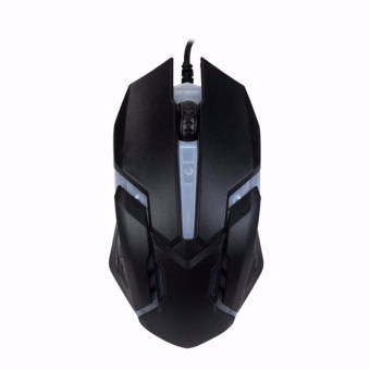 Banda Digitals Gaming Mouse Warnet B400 - Hitam
