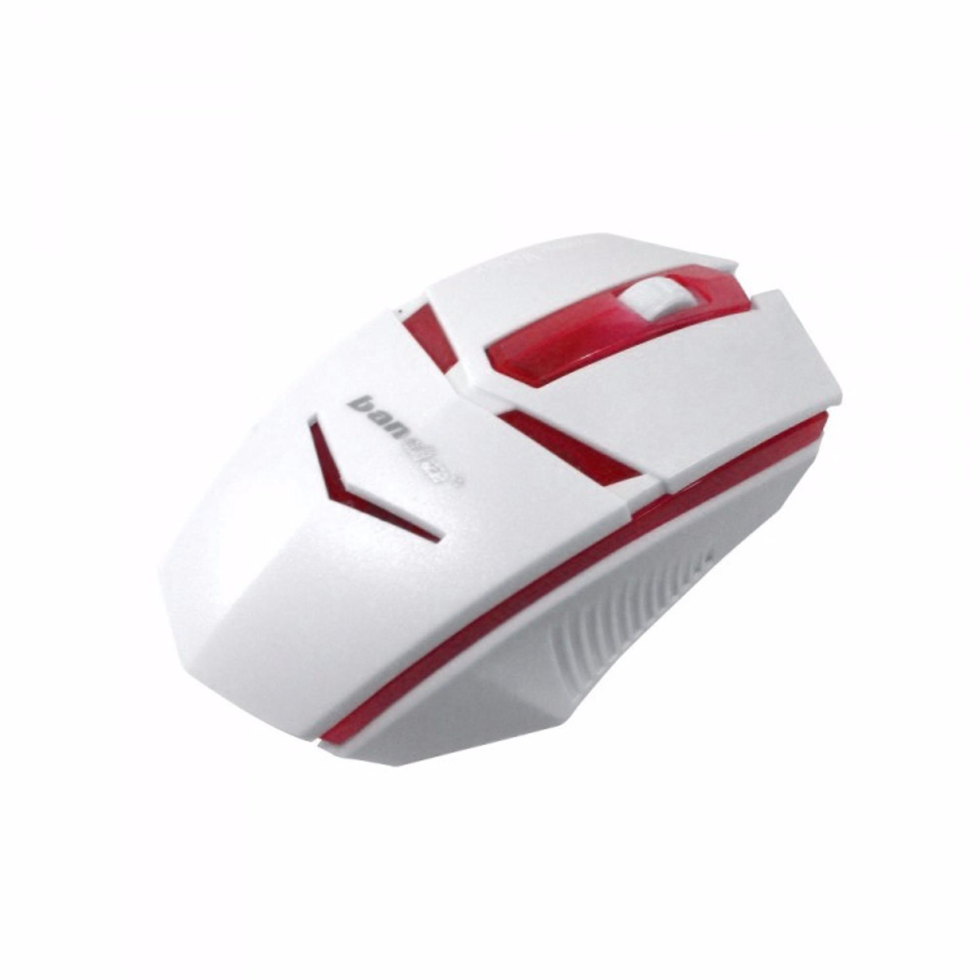 Banda Digitals Gaming Mouse Warnet B400 Hitam Referensi Daftar Standard Esmile Optical Merah Putih