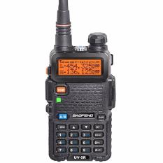 Baofeng Walkie Talkie HT (Handy Talkie) Radio HT Komunikasi UV5R/UV-5R 1.5