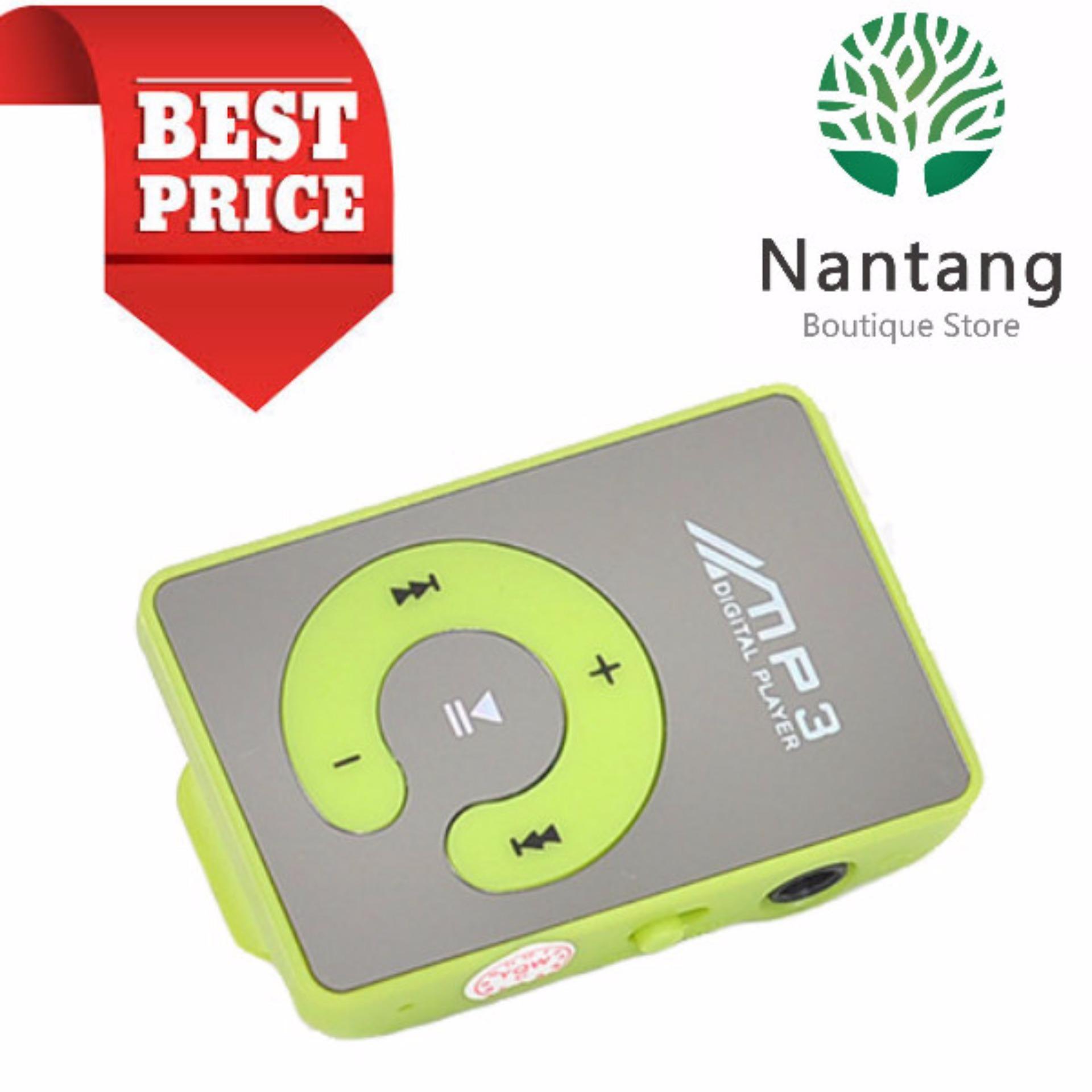 T508 Mini Stereo FM Radio Portabel Memimpin Pembicara USB Kartu Disebut TF MP3 .