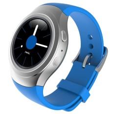 Baru Fashion Silica Gel Bahan Band Watch Strap Wrist-Intl