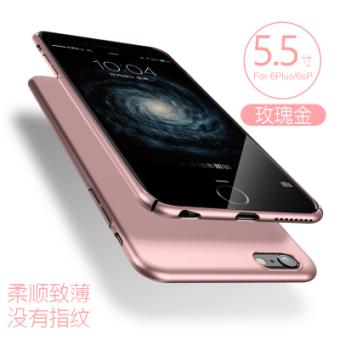 Gambar BASEUS iphone6 6Splus transparan tipis semua termasuk pelindung shell shell telepon