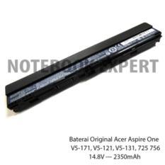 Baterai Acer 756 725 Ao725 Ao756 V5-131 V5-171 Al12b32 4 Cell Slim