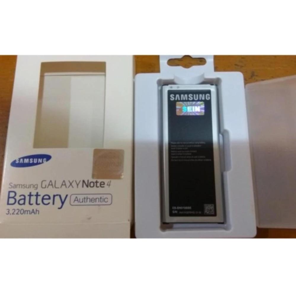 Harga Baru Baterai Samsung Galaxy Note 4 Original Sein 100 3