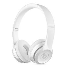 Beats Solo3 Wireless On-Ear Headphones Gloss White