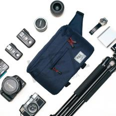 Beetle Edition (Navy)- Camera Bag - KEE INDONESIA