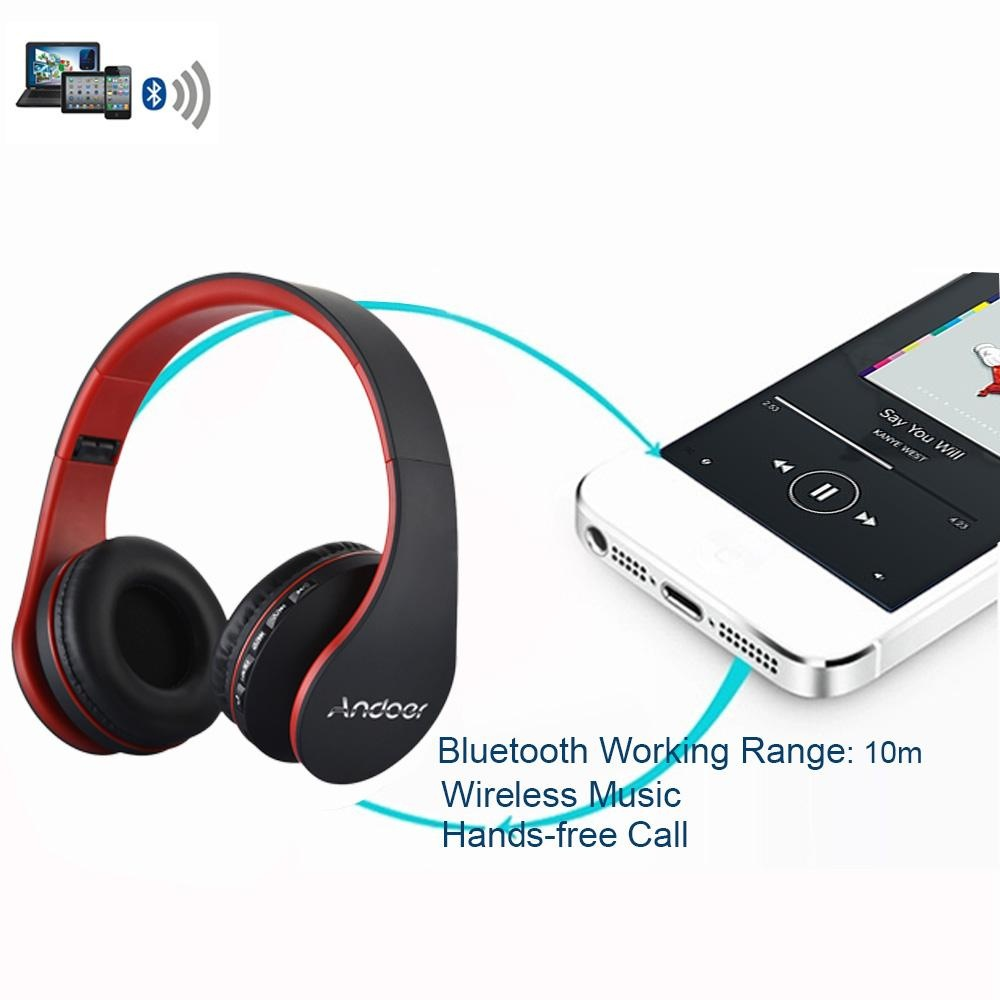 ... Best-selling Andoer LH-811 Digital 4 in 1 Multifunctional Wireless Stereo Bluetooth 4.1 ...