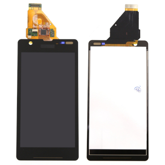 Sell for sony 3d cheapest best quality PH Store Source · Black LCD Display Touch screen
