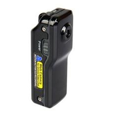 Bluelans Mini WIFI IP Wireless Spy Cam RemoteSurveillanceDVHomeSecurity Micro Camera (Black) - intl
