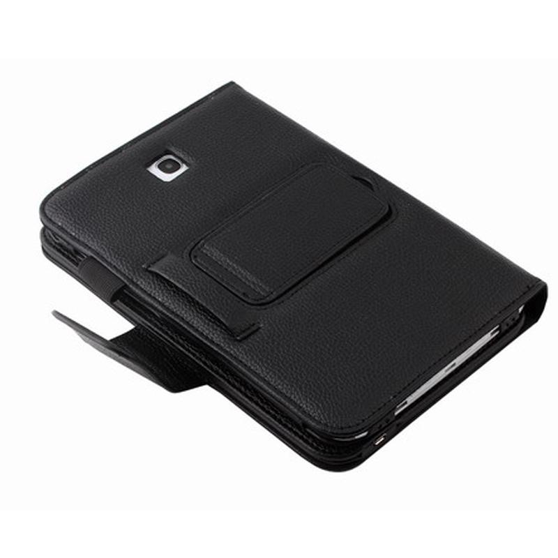 Bluesky ultra-tipis aluminium Bluetooth nirkabel keyboard QWERTYuntuk kasus kulit stan Samsung .