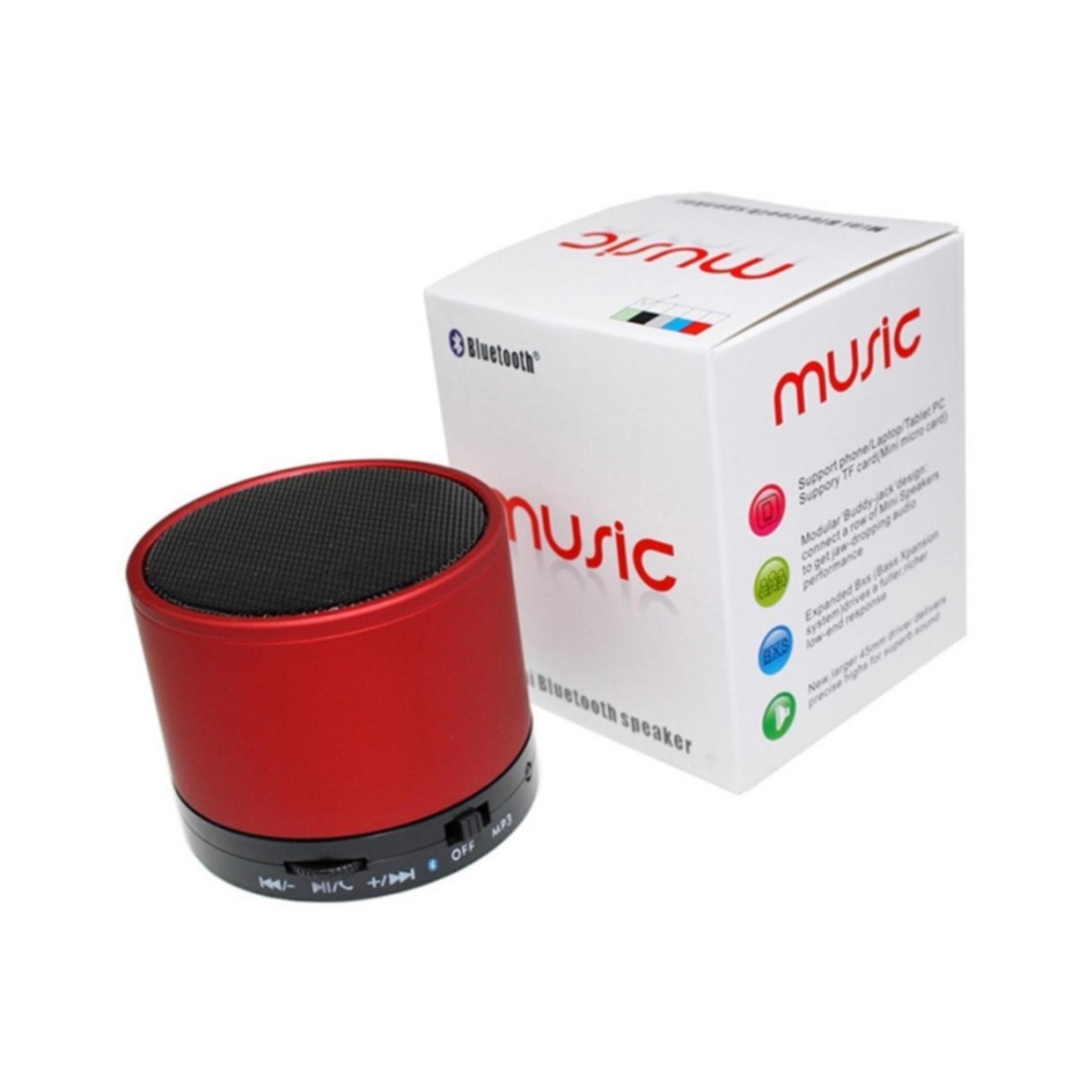 Bluetooth Speaker Mini Super Bass Portable Bluetooth Speaker - S10 .