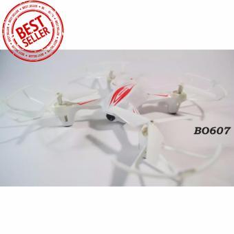BO 607 Drone 6-Channel Gyroscope Lipo 3,7v 220mah - 2