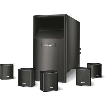 Bose Acoustimass 6 Series V Home Cinema Speaker System - Black