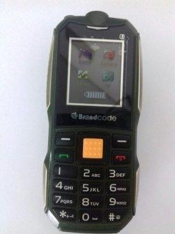 Gambar Brand Code Dual SIM 5000 mAh Green