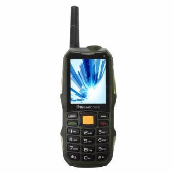 BrandCode B81 Handphone Antena - Power Bank 10.000mAh - Hijau