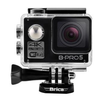 Brica B-PRO 5 Alpha Edition Version 2 AE2 4K WIFI Action Camera - Hitam