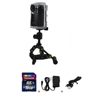 Brinno Construction Time Lapse Camera PRO Bundle BCC200 + 16GB + Wall Power Supply + USB Data Cable - intl