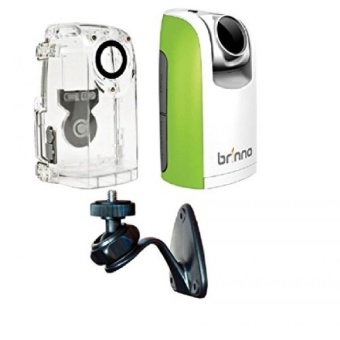 Brinno TLC200 Time Lapse and Stop Motion HD Video Camera - Green(BCC50 2016 Bundle) - intl