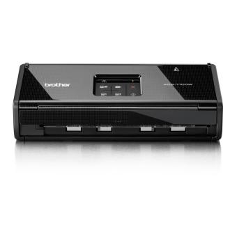 ... Brother ADS-1100W Compact Scanner - Mesin Scan - 3