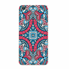 Buildphone Plastik Hard Back Casing Ponsel untuk LG Optimus F5/P785 (multicolor)-Intl