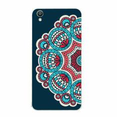 BUILDPHONE Plastik Hard Back Phone Case untuk Huawei Ascend P2 (Multicolor)-Intl