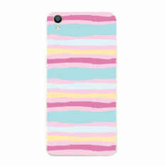 BUILDPHONE Plastik Hard Back Phone Case untuk LG AKA (Multicolor)-Intl