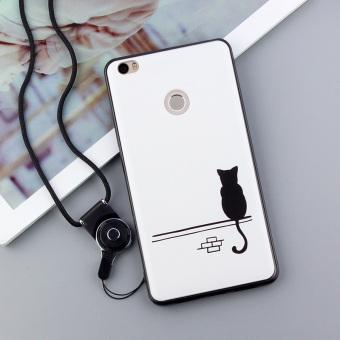 Gambar BUILDPHONE Silica Gel Soft Phone Case for Xiaomi Mi Max(Multicolor)