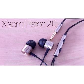 Buy One Get One Xiaomi Piston 2 Earphone Big Bass Piston Mi 2nd Generation Handsfree .