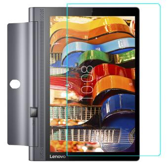 BYT Pelindung layar kaca temper untuk Lenovo Yoga tablet 3 x 50 FTAB3-X50F 10 inci, 9 jam kekerasan, ARC 2.5D tepi (2 buah pack)