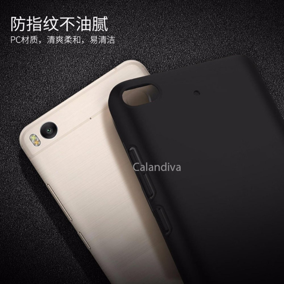 ... Calandiva 360 Degree Protection Slim Hardcase for Xiaomi Mi 5s Hitam