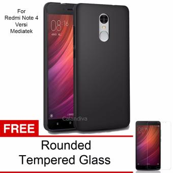Calandiva 360 Degree Protection Slim HardCase for Xiaomi Redmi Note 4 Mediatek / Redmi Note 4x