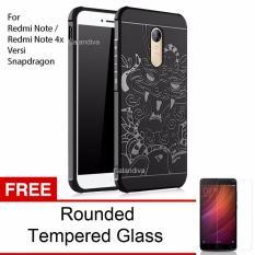 ... Hitam + Gratis Rounded Tempered GlassIDR64900. Rp 64.900. Calandiva Dragon Shockproof Hybrid Case ...