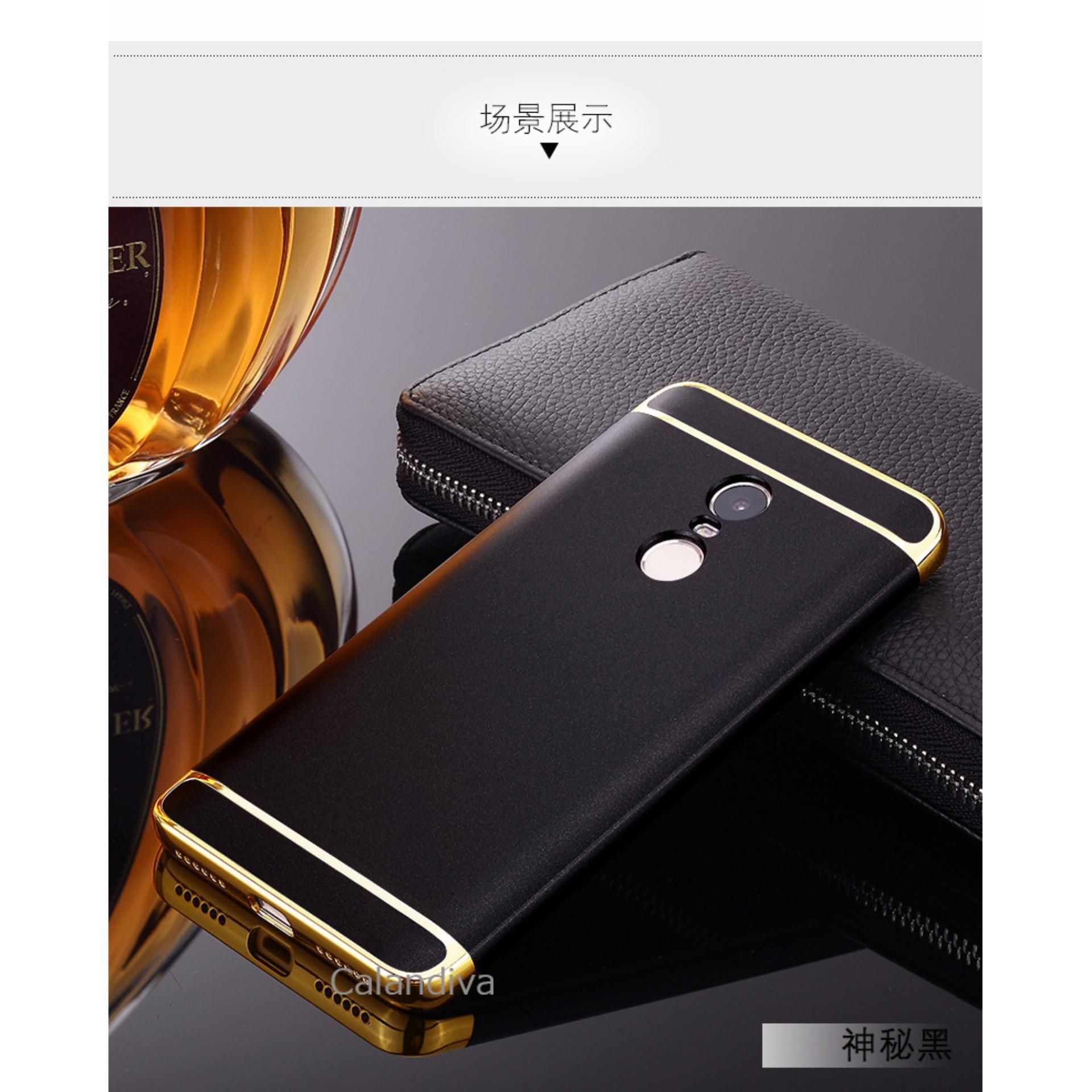 ... Calandiva Premium Quality Elegance Protection Hardcase for Xiaomi Redmi Note 4 Mediatek / Redmi Note 4x ...