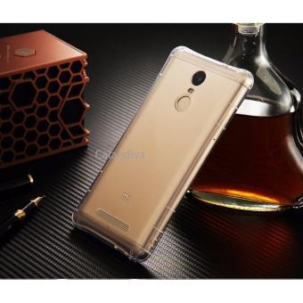 Calandiva Shockproof TPU Ultrathin Case for Xiaomi Redmi Note 3 / Prime / Pro versi Kenzo - Clear