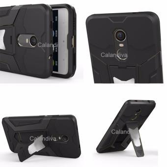 Calandiva Transformer Kickstand Slim Armor Hardcase for Xiaomi Redmi Note 4X / Redmi .