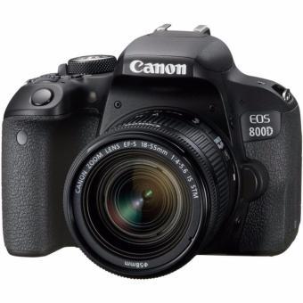 CAMERA CANON 800D 18-55