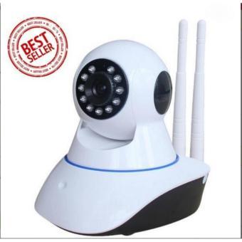 Camera CCTV - Dual Antenna WIFI 2 Antena 720P HD IR Night Vision