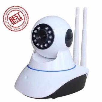 Camera CCTV Dual Antenna WIFI 2 Antena 720P HD IR Night Vision