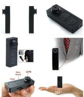 Camera Spy Kancing Baju