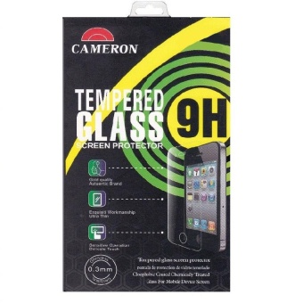 Cameron Tempered Glass Blackberry Z3 Antigores Screenguard