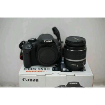 Canon 550D lens 18-55mm