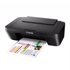 Canon All in One Printer E410 - Hitam