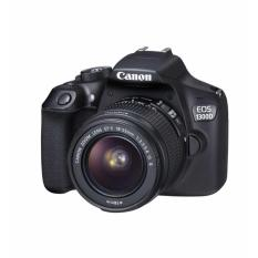 Canon Camera - EOS 1300D DSLR 18 MP Resmi PT DATASCRIP INDONESIA