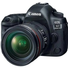 Canon EOS 5D Mark IV 30.4MP Digital SLR Kamera free tas kamera