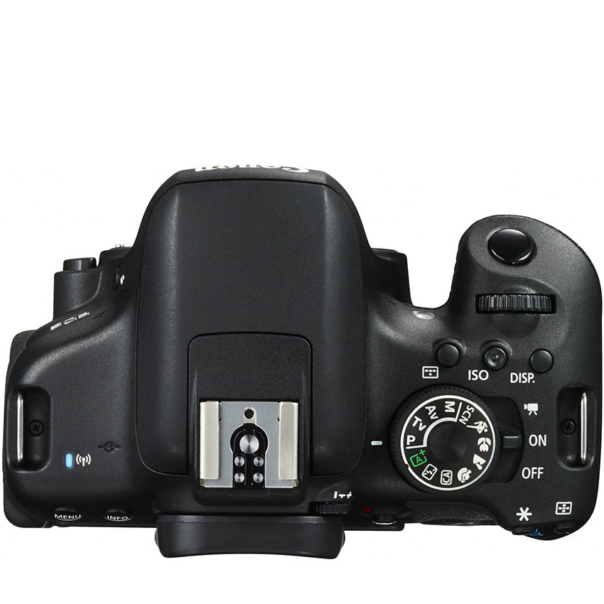 Canon EOS 750D - 24MP - Kit 18-55mm IS STM - Hitam