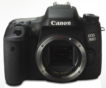Canon EOS 760D Body Only WiFi