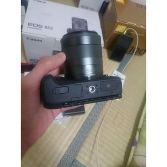Canon Eos m3 Wifi + 15-45mm - 5