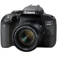 Canon Kamera DSLR EOS 800D Kit 18-55mm IS STM + Free LCD Screen Guard