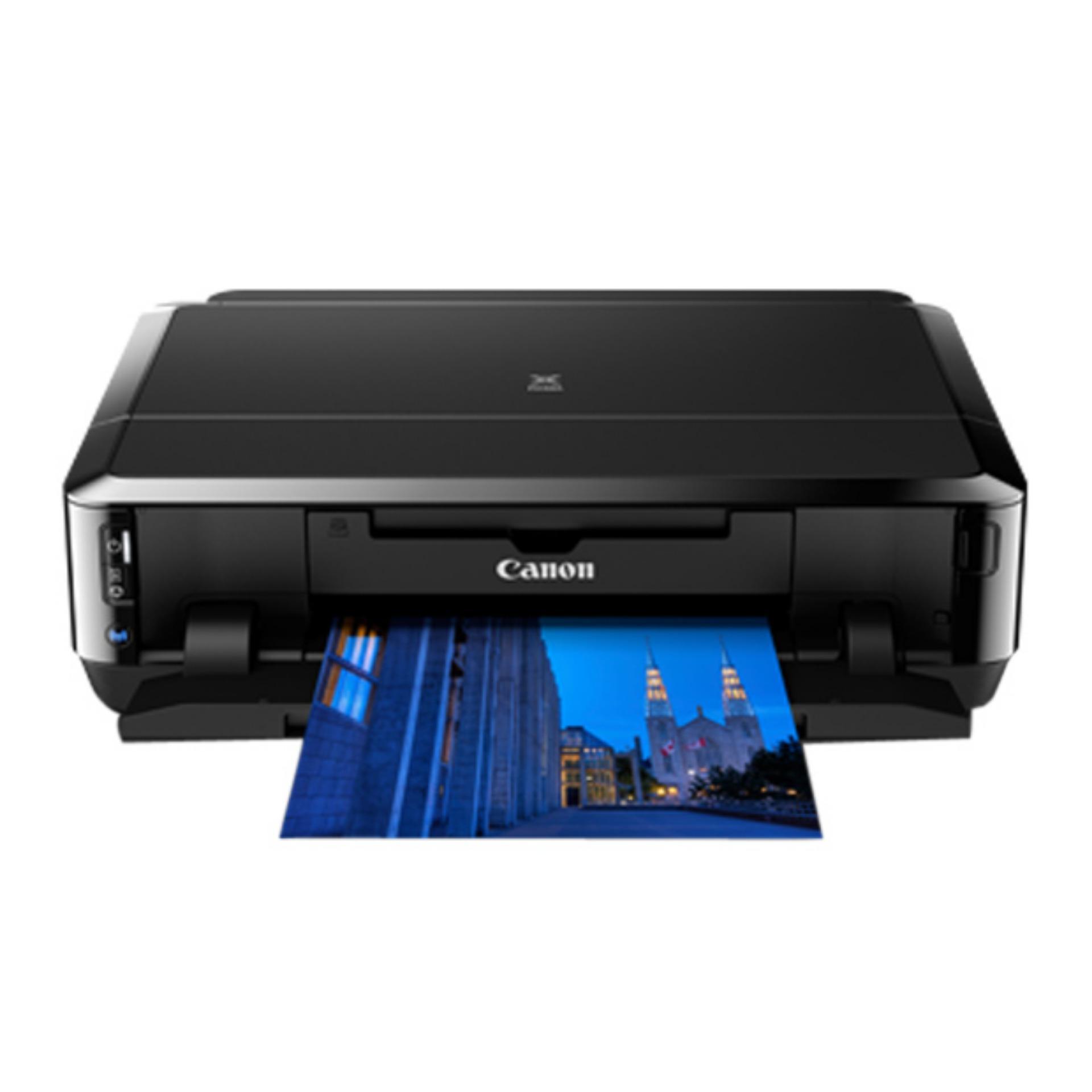 Sun Tinta Hitam Anti Air Printer Canon Black Pigment Waterproofink Super 100ml Pixma Ip7270