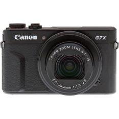 Canon PowerShot G7x Mark II 20.1MP Digital Camera Hitam